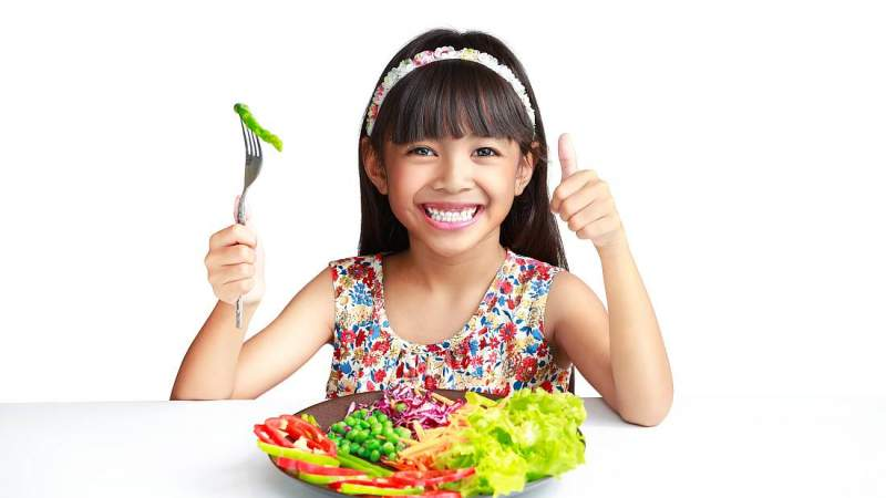 Serve Up Nutrition in Snacks for Children