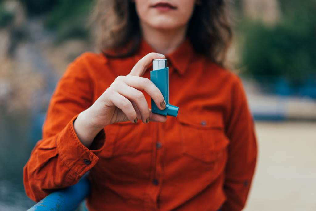 The Signs And Symptoms Of Asthma Healthversed
