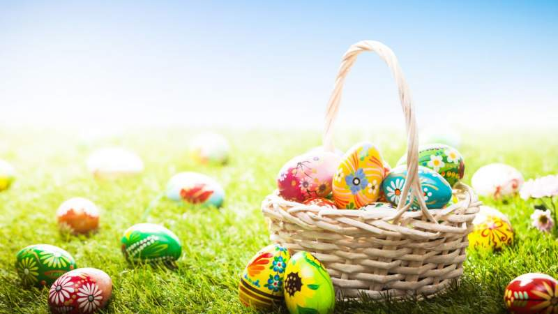 9 DIY Easter Baskets That Toddlers and Preschoolers Will Love
