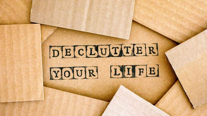 Toss it: 9 Questions to Help You Declutter
