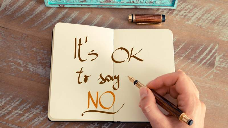 "How to Say ""No"" Without Feeling Guilty"