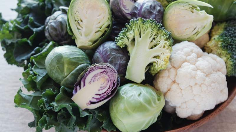 Your Guide to Cruciferous Vegetables