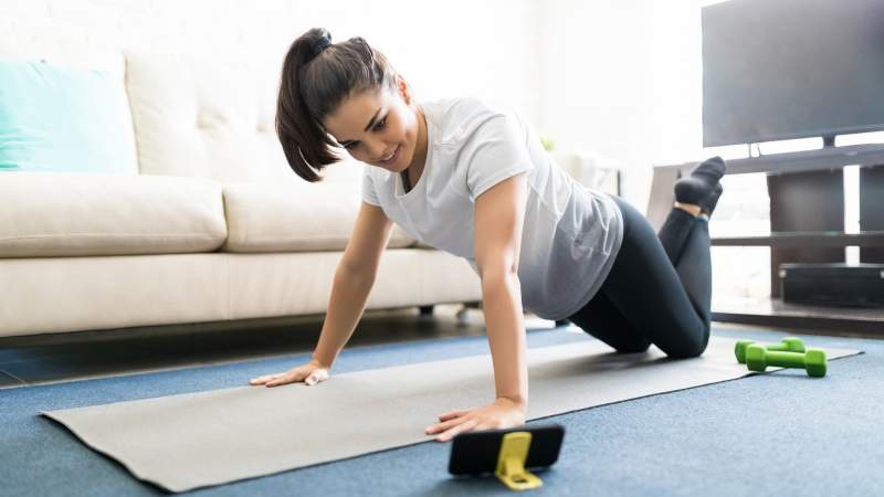 5 Free Ways to Work Out at Home