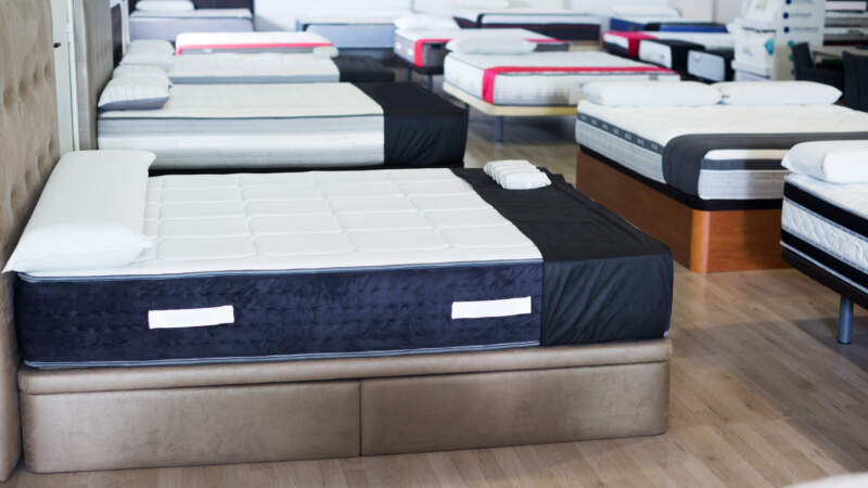 Is Your Mattress Bad for Your Health? Here's When You Should Shop for a Replacement