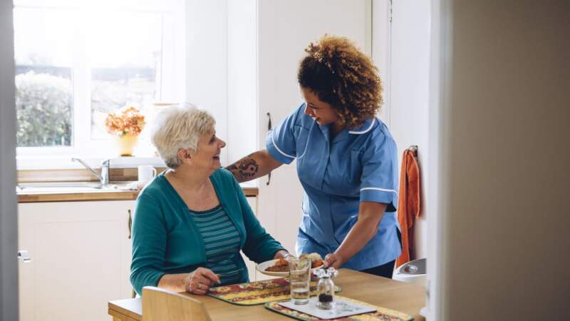 Seniors: Home Care Services Can Help Keep You at Home